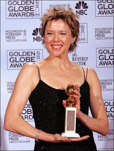 annette bening latest movie